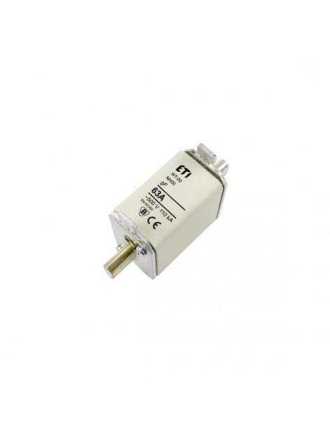 Bezpiecznik mocy WT-00/gF 63A 004114337 Eti
