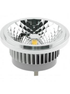 Żarówka LED Ar111 12W/550lm 40st G53 2700K Ra80 Lightech
