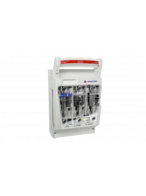 Rozłącznik izolacyjny bezpiecznikowy 160A RBK-00 63-823333-011 Apator