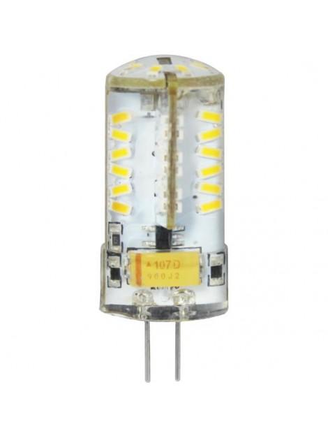 Żarówka LED 3W G4 240lm 2700K 12V 57SMD3014 w silikonie Lightech