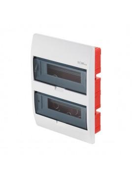 Rozdzielnica 2x12(24) podtynkowa IP40 2415-01/0655-10 Elegant Elektro-Plast