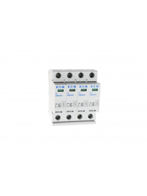 Ogranicznik przepięć 4P klasy 2 SPC-S-20/280/4 167596 Eaton Electric