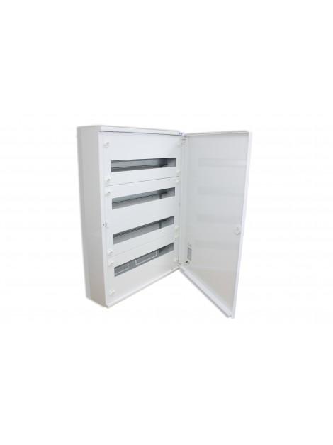 Rozdzielnica BF-O-4/96-P natynkowa 4x24 moduły drzwi metalowe IP 30 285346 Eaton Electric