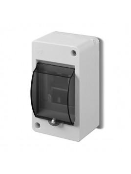 Obudowa natynkowa izolacyjna S-3 z szybką 2303-01/0641-01 Elektro-Plast