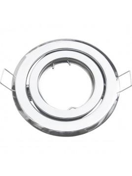Oprawa halogenowa srebrna ruchoma CT2115C 305 DL100