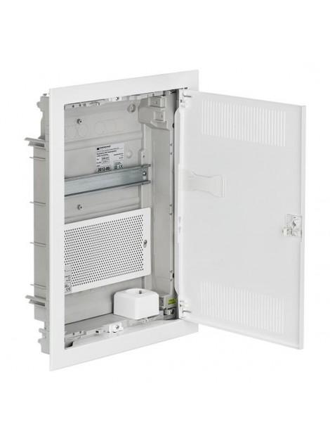 Rozdzielnica 2x14 (28) podtynkowa metalowa multimedialna IP30 2012-00 MSF Elektro-Plast