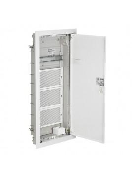 Rozdzielnica 4x14 (56) podtynkowa metalowa multimedialna IP30 2014-00 MSF Elektro-Plast