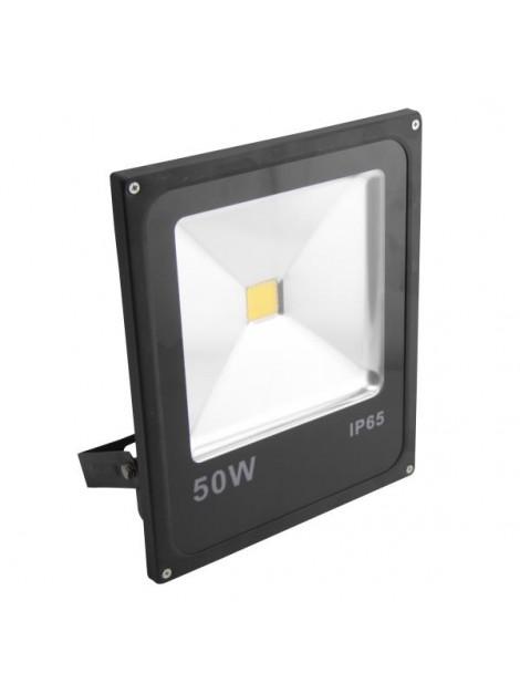 Oprawa LED naświetlacz COB Ecopro 50W Black Lightech
