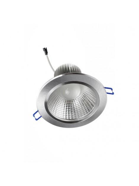 Oprawa LED downlight Deep 12W 960lm 4000K silver Lightech