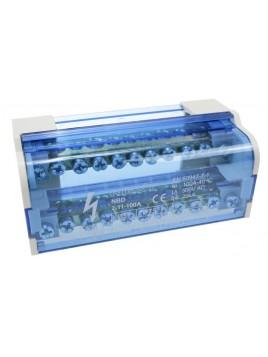 Modułowy blok rozdzielczy 100A NBD2-11-100 Next