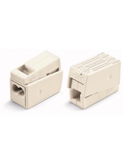 Złączka instalacyjna 2x oświetleniowa 224-112 Wago