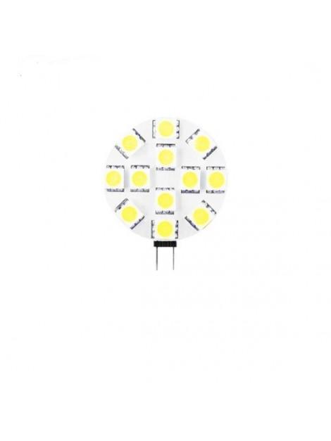 Żarówka LED RING 2,4W 180lm G4 3000K 12V 27SMD5050 Lightech