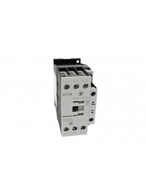 Stycznik mocy 3 biegunowy AC3 32A 15kW 230V50Hz 1NO DILM32-10 277260 Eaton Electric