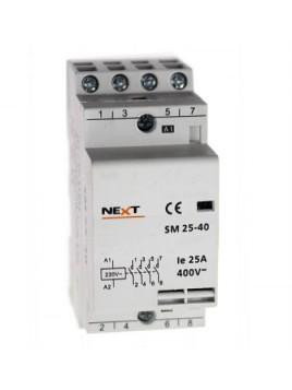 Stycznik modułowy 25A 3P NSM25-40 1531002 Next