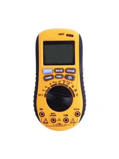 Multimetr cyfrowy z detektorem napięcia SM20 Next