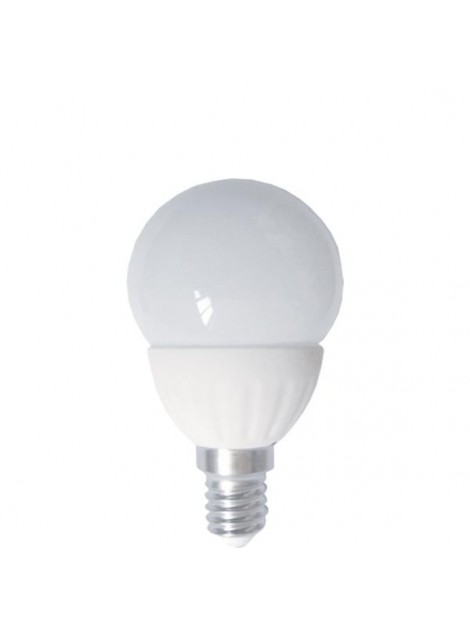 Żarówka LED kulka 3W 240lm E14 3000K Lightech