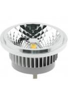 Żarówka LED Ar111 15W/680lm 24st G53 2700K Ra80 Lightech