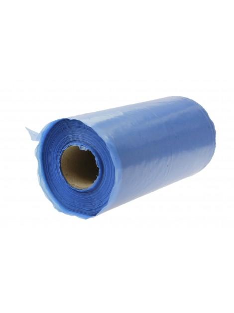 Folia taśma ostrzegawcza do kabli niebieska szerokość 200mm (opakowanie 100 mb)