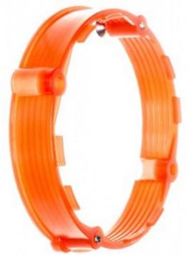 Pierścień dystansowy 12 mm z wkrętami do puszek 028402-01 Elektro-Plast