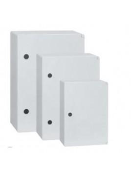 Obudowa hermetyczna SWD IP65 drzwi szare 350x500x195 ICW-355019-S Incobex