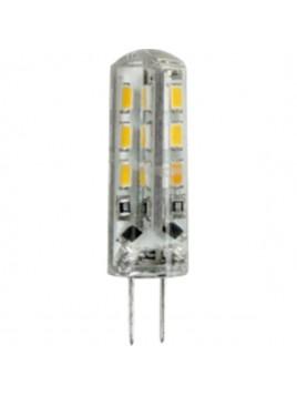 Żarówka LED 1,1W G4 102lm 12V 2700K w silikonie 24SMD3014 Lightech