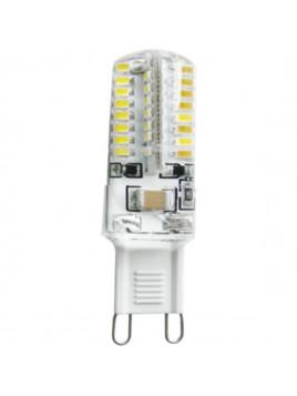 Żarówka LED 2,2W 187lm G9 2700K 230V 64SMD3014 w silikonie Lightech