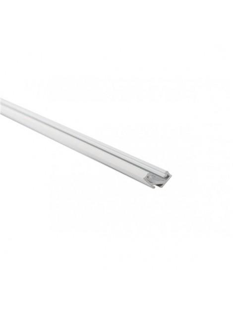 Profil aluminiowy Lumines Typ C surowy 2.02m