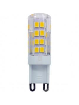 Żarówka LED 5W 420lm G9 6500K 230V 51SMD2835 obudowa szklana, klosz poliwęglan Lightech