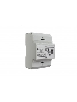 Transformator 1-fazowy na szynę PSS 30VA 230/24V 162024-9997 Breve