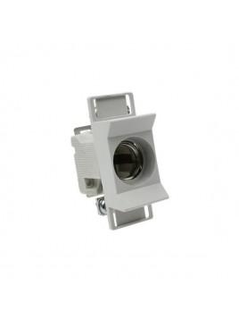 Gniazdo bezpiecznikowe D0-2 na szynę 1X63A E-18 (D02N-K E18) 002222011 Eti