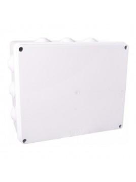 Puszka natynkowa hermetyczna IP65 300x250x120 biała NPH300 Harry Next