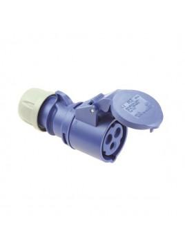 Gniazdo przenośne 16A 3P 400V IP44 213-6 PCE