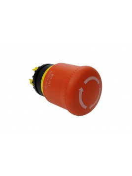 Napęd przycisku bezpieczeństwa odblokowanie przez obrót M22-PVT IP67 263467 Eaton Electric