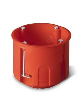 Puszka podtynkowa 60 do karton-gipsu łączona głęboka 0220-00 pomarańczowa Elektro-Plast