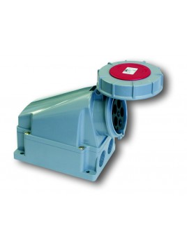 Gniazdo siłowe natynkowe 63A 5P 400V IP67 135-6p PCE