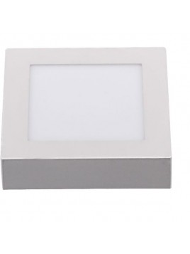 Oprawa LED downlight natynkowa kwadrat 15W 1100lm 4000K Lightech