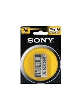 Bateria cynkowo-węglowa 6F22 SONY