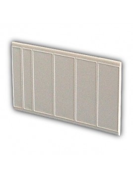 Zaślepka 5-modułowa do rozdzielni biała 3301-00 Elektro-Plast