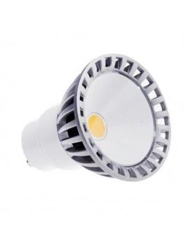 Żarówka LED COB 3W 240lm GU10 3000K 230V obudowa aluminium Lightech