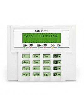 Manipulator LCD do centrali VERSA-LCD-GR Satel