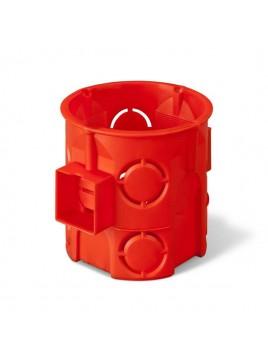 Puszka podtynkowa 60 łączona głęboka 0285-00 pomarańczowa Elektro-Plast