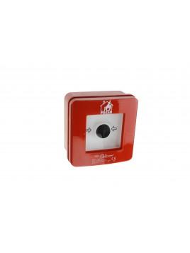 Ręczny ostrzegacz pożarowy natynkowy samoczynny WP-1s ROP A Elektromet