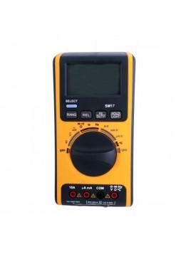 Multimetr cyfrowy z detektorem napięcia SM17 Next
