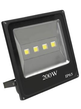 Oprawa LED naświetlacz COB Ecopro 200W Black Lightech