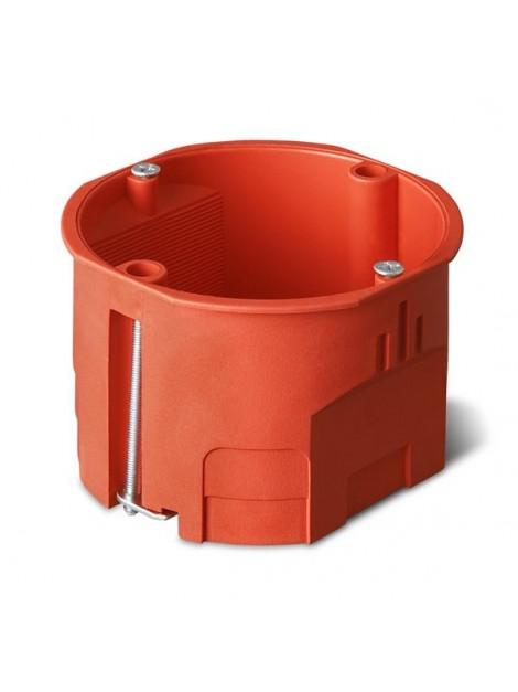 Puszka podtynkowa 60 do karton-gipsu 0201-00 pomarańczowa Elektro-Plast