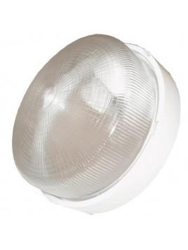 Plafoniera 100W IP44 Krysia klosz szklany Lightech