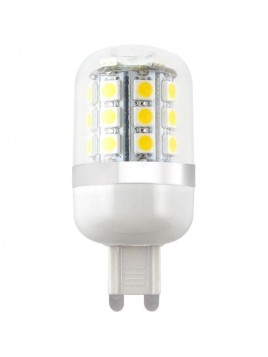 Żarówka LED CORN 4W 350lm G9 2700K 230V 27SMD5050 obudowa plastikowa Lightech