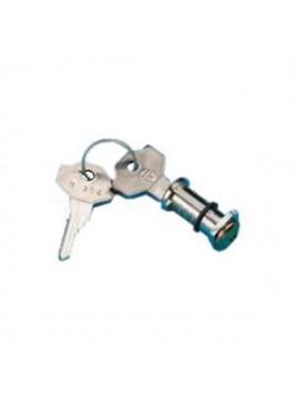 Zamek do rozdzielnic Galant-Plus z kluczykami 0260-03 Elektro-Plast