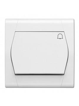 Łącznik zwierny dzwonek biały 0855-00 Festa Elektro-Plast
