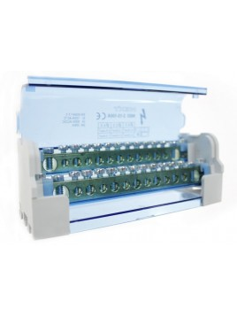 Modułowy blok rozdzielczy 100A NBD2-15-100 Next